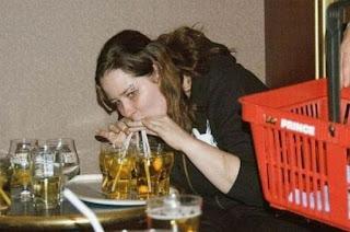 Funny pic in Bars