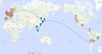 MUSE 2015 2016 DRONES Tour