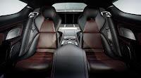 Aston Martin Rapide S (2013) Rear Seats