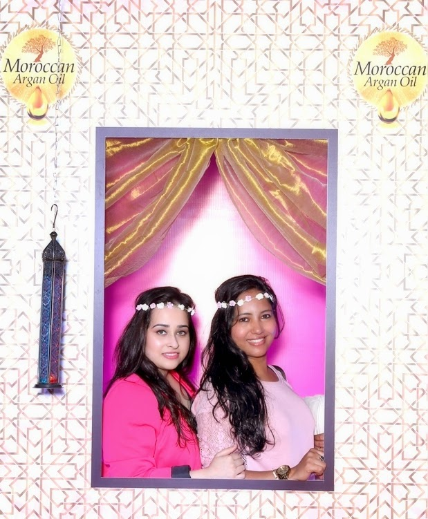 Livon Moroccan Silk Serum - Blogger Event At The Grand, Vasant Kunj