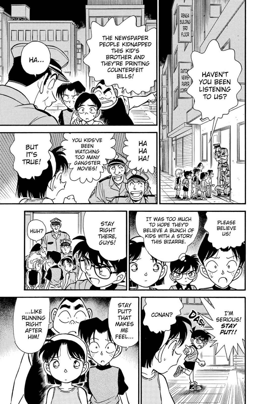 Detective Conan Chapter 177 v2 page 13