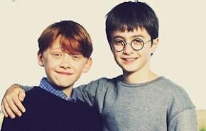 Harry & Ron (: