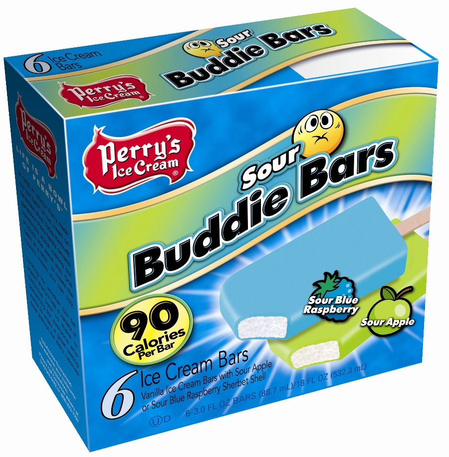 perrys sour ice cream bars