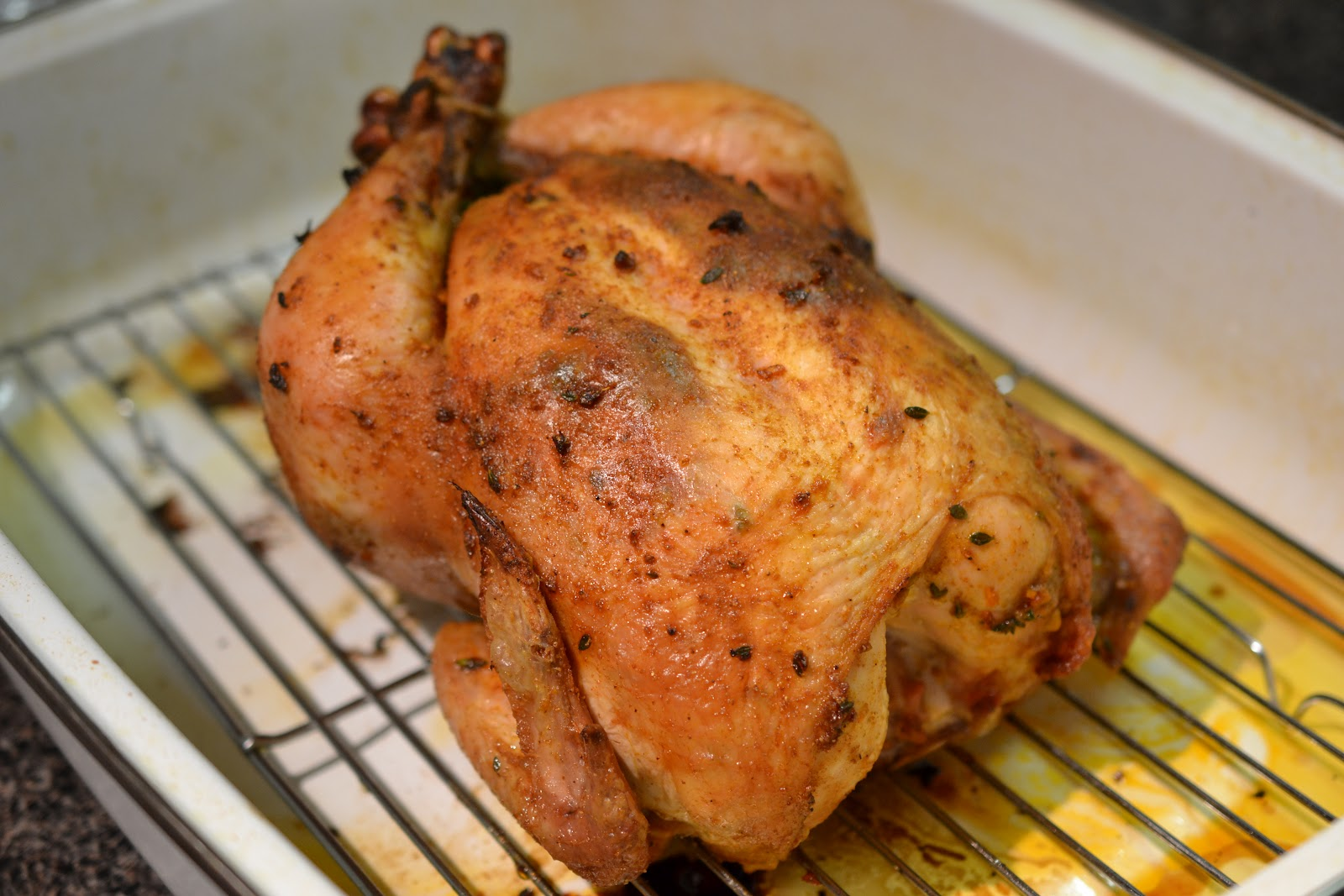 Feed Your Genes: Cooking Light's Classic Roast Chicken