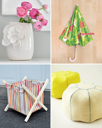 Craft Ideas  on For Inspiration  Check Out These Spring Make It Yourself Projects