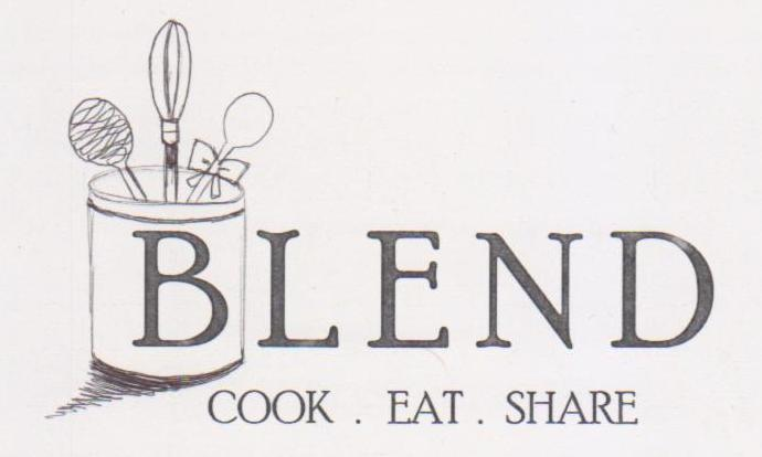 Blend ; Cook Eat Share