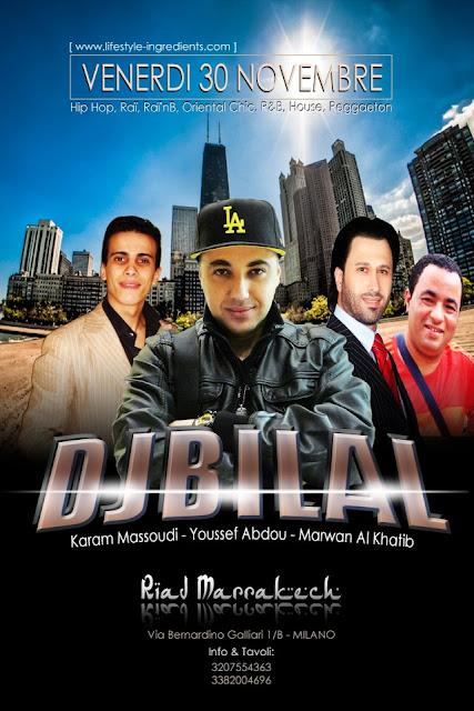 Music UP TV: DJ BILAL - KARAM MASSOUDI - YOUSSEF ABDOU - MARWAN AL ...