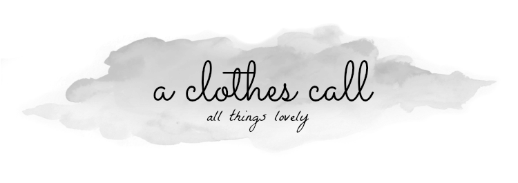 A Clothes Call