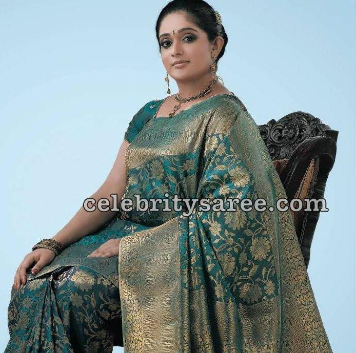 Kavya Madhavan in Saree Kavya Madhavan Blouse