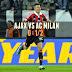 Prediksi Pertandingan Sepakbola : Ajax vs AC Milan