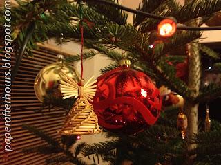 Wyzwanie Art-Piaskownicy podsumowanie świątecznych dekoracji