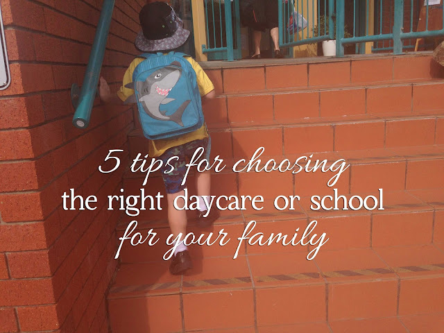 choosing the correct daycare 2014-9-18 this week, the simple dollar attempts to address challenging questions in personal finance by looking at both sides of the story and figuring out some of t.