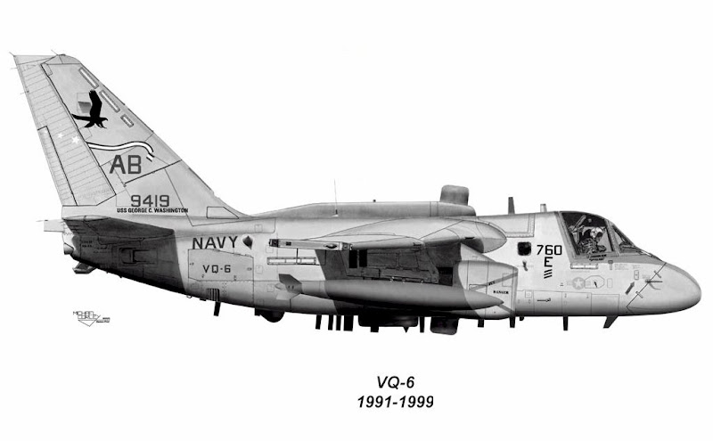 ES-3A Shadow Electronic Reconnaissance Aircraft