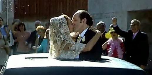 finales de series, boda de Ana y Fernando en 'Ana y los siete'