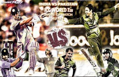 India vs Pakistan World Cup T20 Warm Up Match 2012 Wallpapers