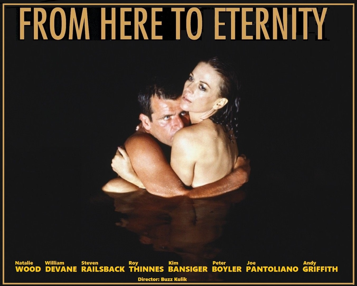 FROM HERE TO ETERNITY (1979) WEB SITE
