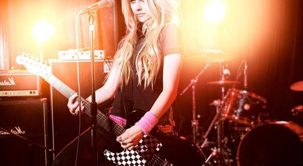 Onde acontecem shows Abril Lavigne no Brasil em 2014
