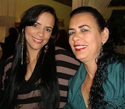 Minha irmã gêmea, ops...minha mãe linda