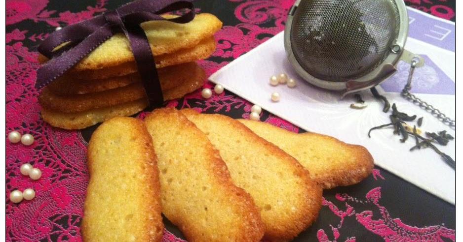 Julea cuisine ma petite cuisine au quotidien langues de - Langue de chat cuisine ...