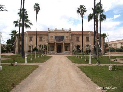 Vista general del Palacio