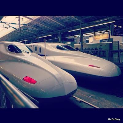 Japan Train Travel Guide - Shinkansen