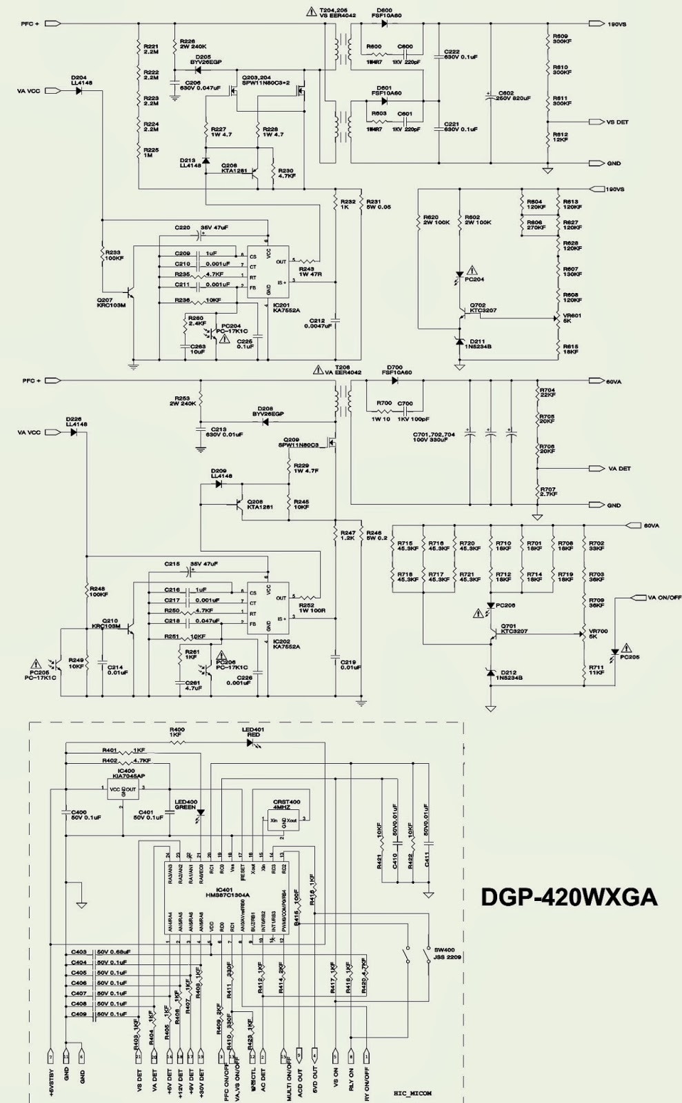 Marvelous Philips 40Pfl3606 Lcd Tv Power Supply Schematic Electro Help Wiring Digital Resources Remcakbiperorg