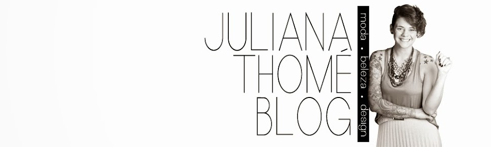 Blog da Ju Thomé!