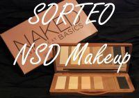Sorteo Naked Basics NSDMakeup
