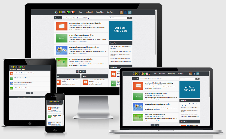 Blogspot Templates |Responsive Blog Themes|Free Blogger Templates