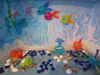 Under the Sea Pom-Pom Creature Craft