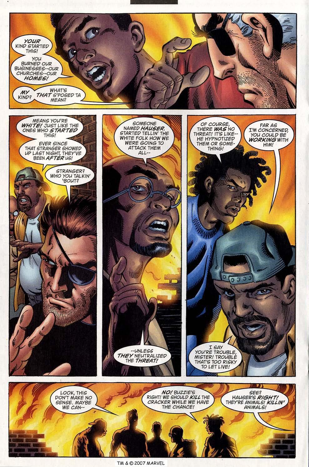 Captain America (1998) Issue #46 #53 - English 20