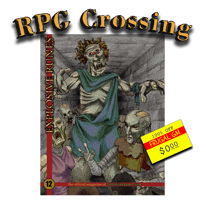 Free GM Resource: A Twofer from RPG Crossing