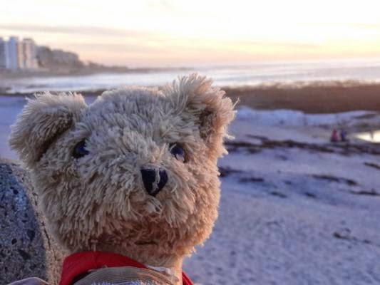Ich habe noch ein Blog, mein Reisebär Emma X. berichtet dort von ihren aBÄRnteuerlichen Reisen!