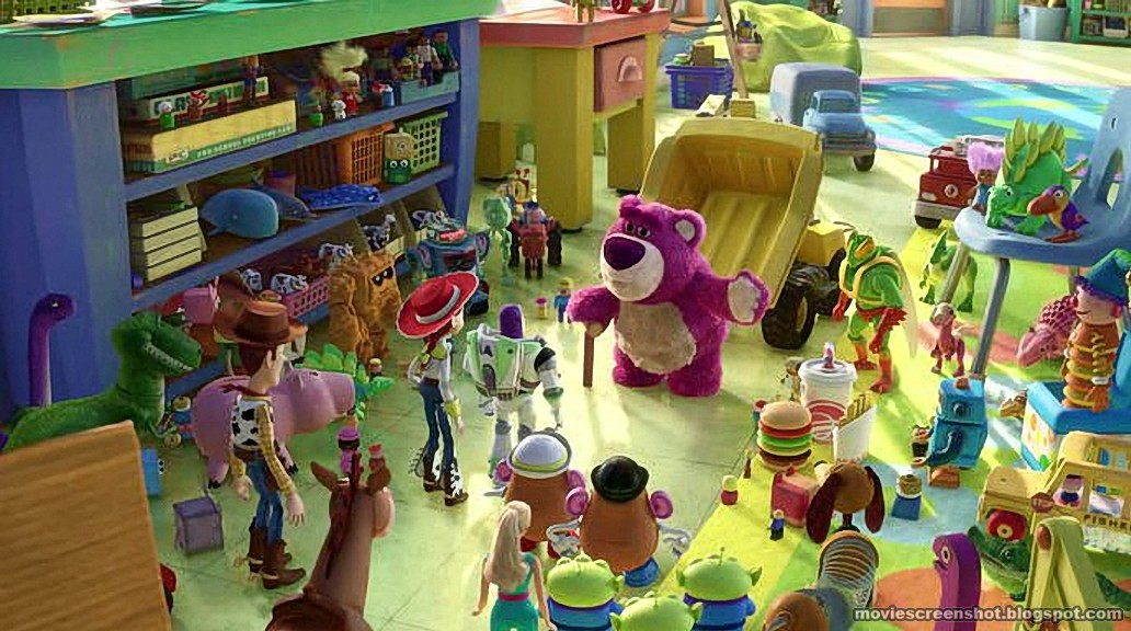 toy story 3 movie screenshots