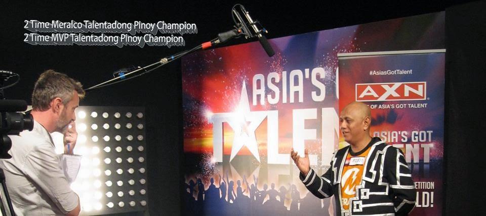 Drac Cigam Asia's Got Talent