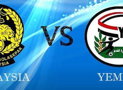 Malaysia vs Yemen 22 Mac 2013 - Kelayakan Piala Asia 2015