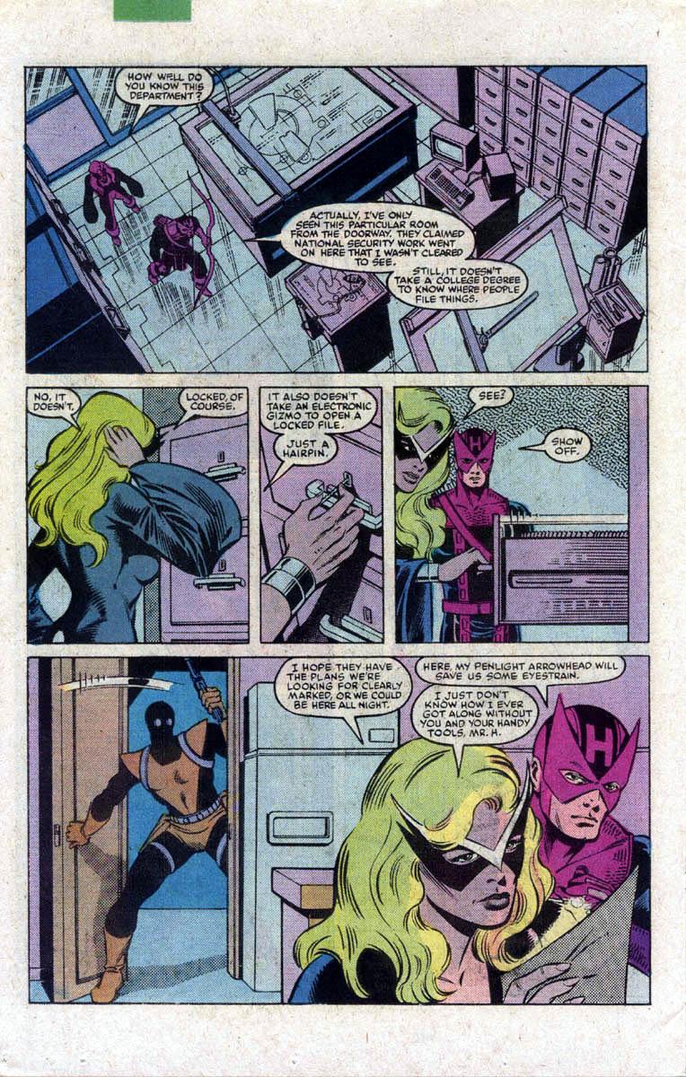 Hawkeye (1983) Issue #2 #2 - English 19