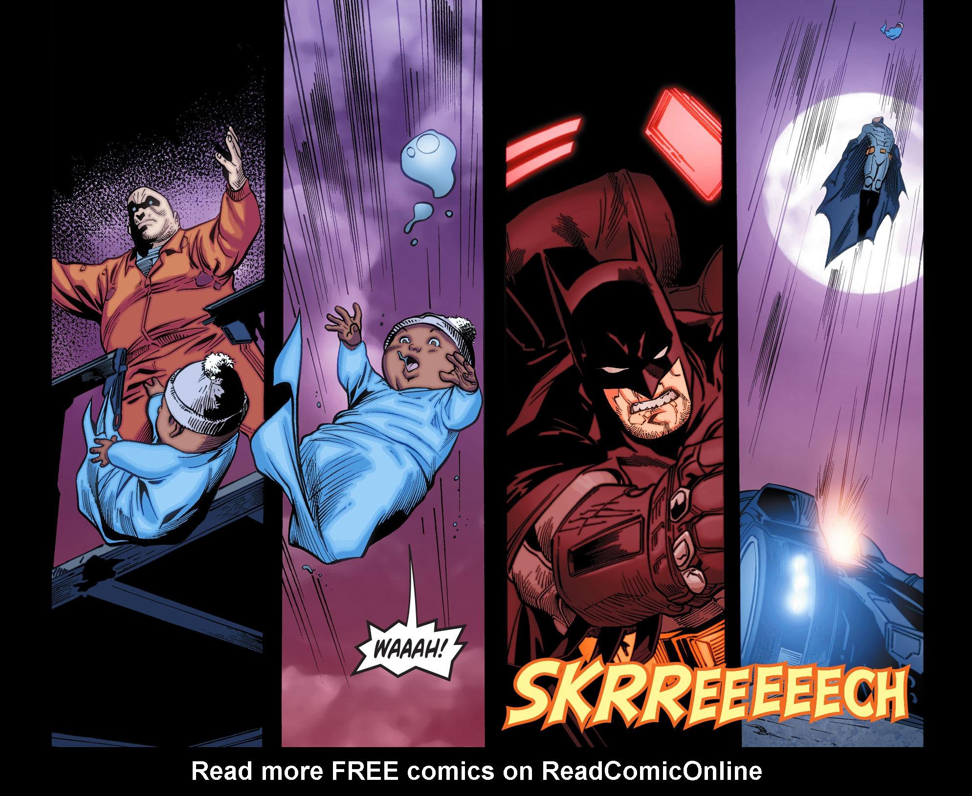 Batman: Arkham Knight [I] Issue #32 #34 - English 19