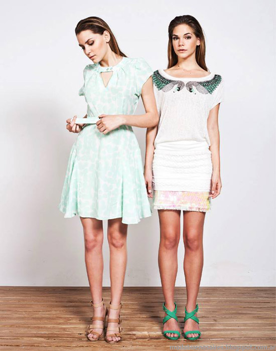 Vestidos La Cofradía primavera verano 2014