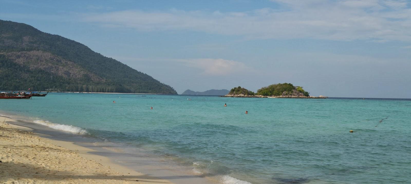 sunrise beach koh lipe thailand