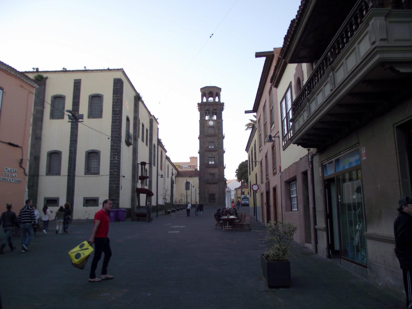 Torre de San Cristóbal de la Laguna
