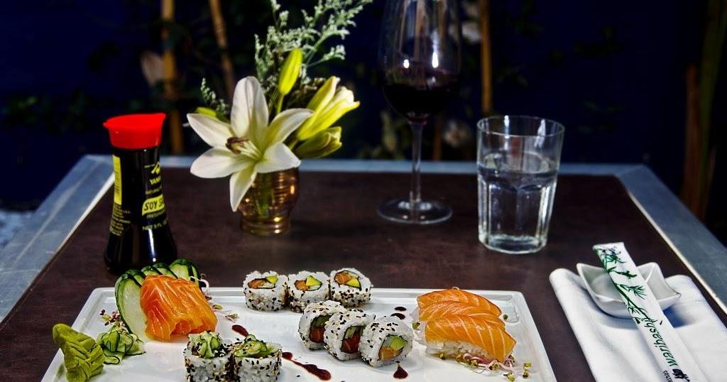 Patio Sushi Cafe Menu