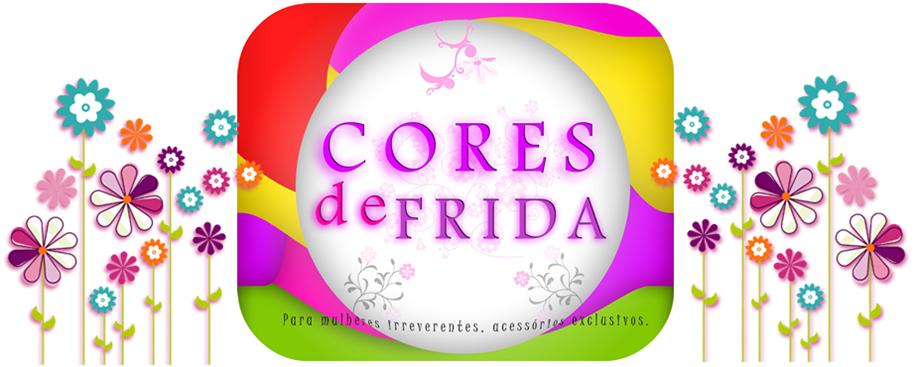 Cores de Frida