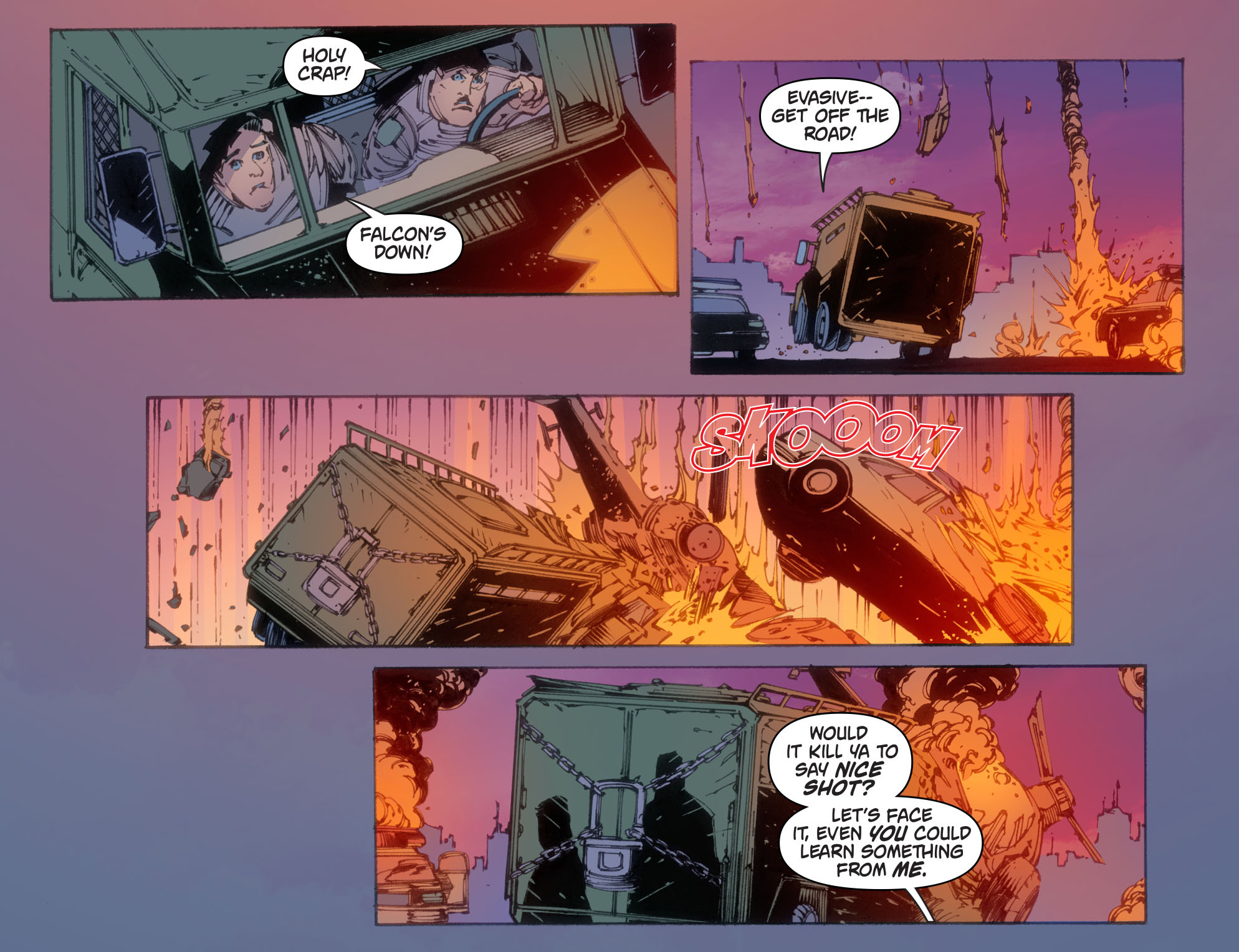 Batman: Arkham Knight [I] Issue #20 #22 - English 6