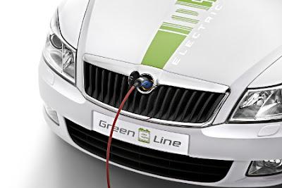 Green E Line