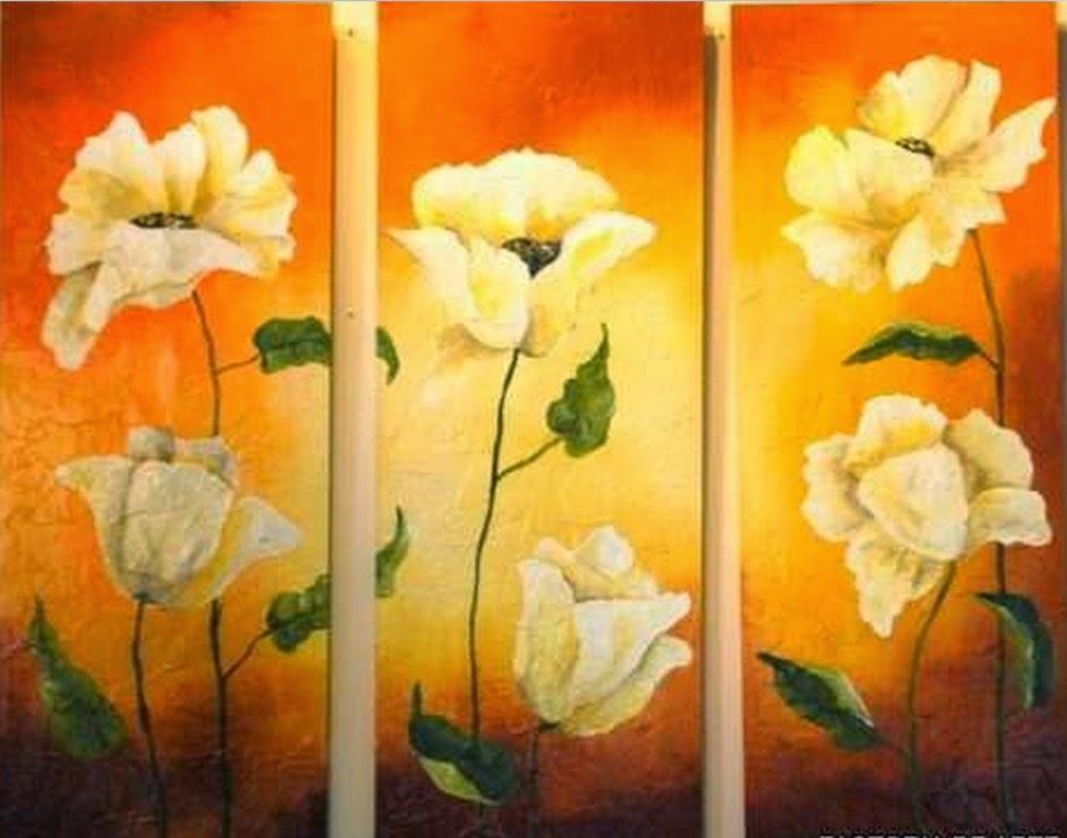 Cuadros modernos pinturas y dibujos solo para la sala - Imagenes para cuadros ...