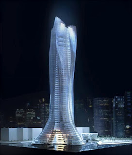 Michael Schumacher World Champion Tower in Abu Dhabi