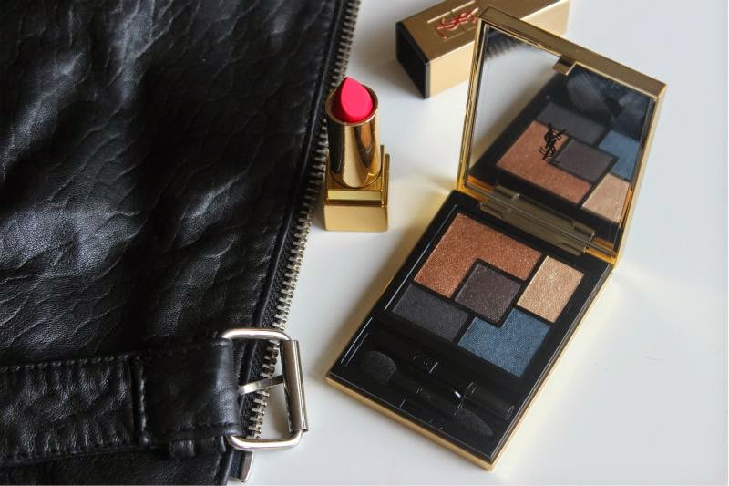 YSL Fall Look 2014 Black Fetish Collection