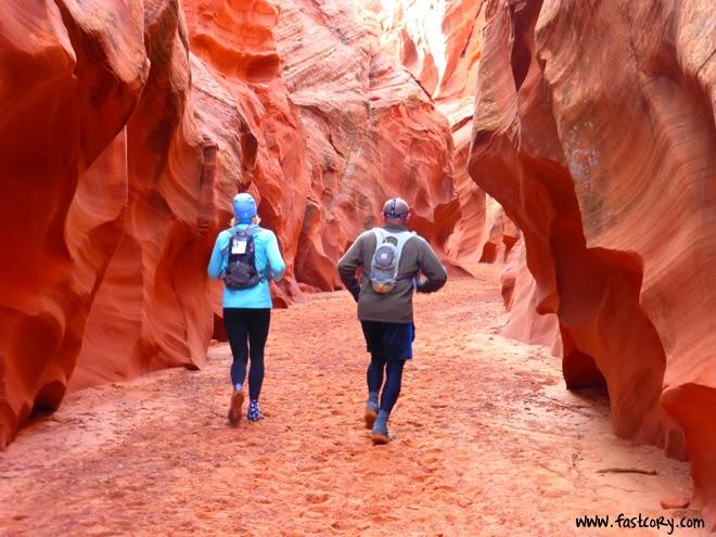 Antelope Canyon 50k, 50 miler ultramarathon