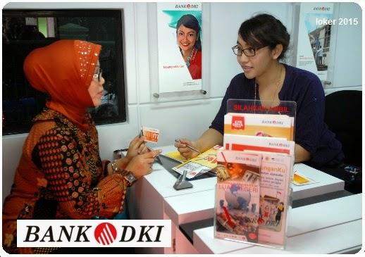 Peluang karir Bank, Info kerja BUMD, Loker Bank DKI Terbaru